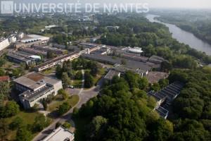 Le campus de la Lombarderie