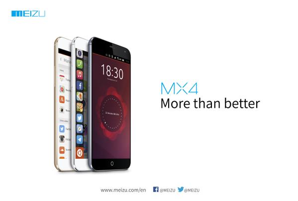 Meizu phone