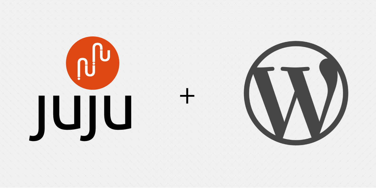 Juju + WordPress banner