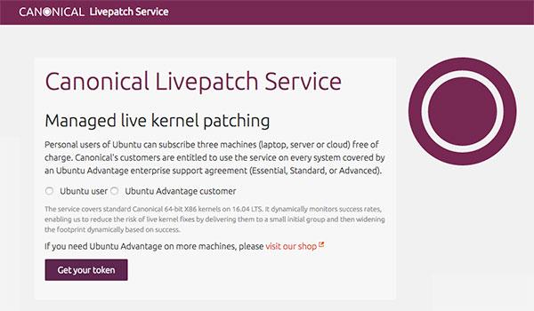 livepatchportal