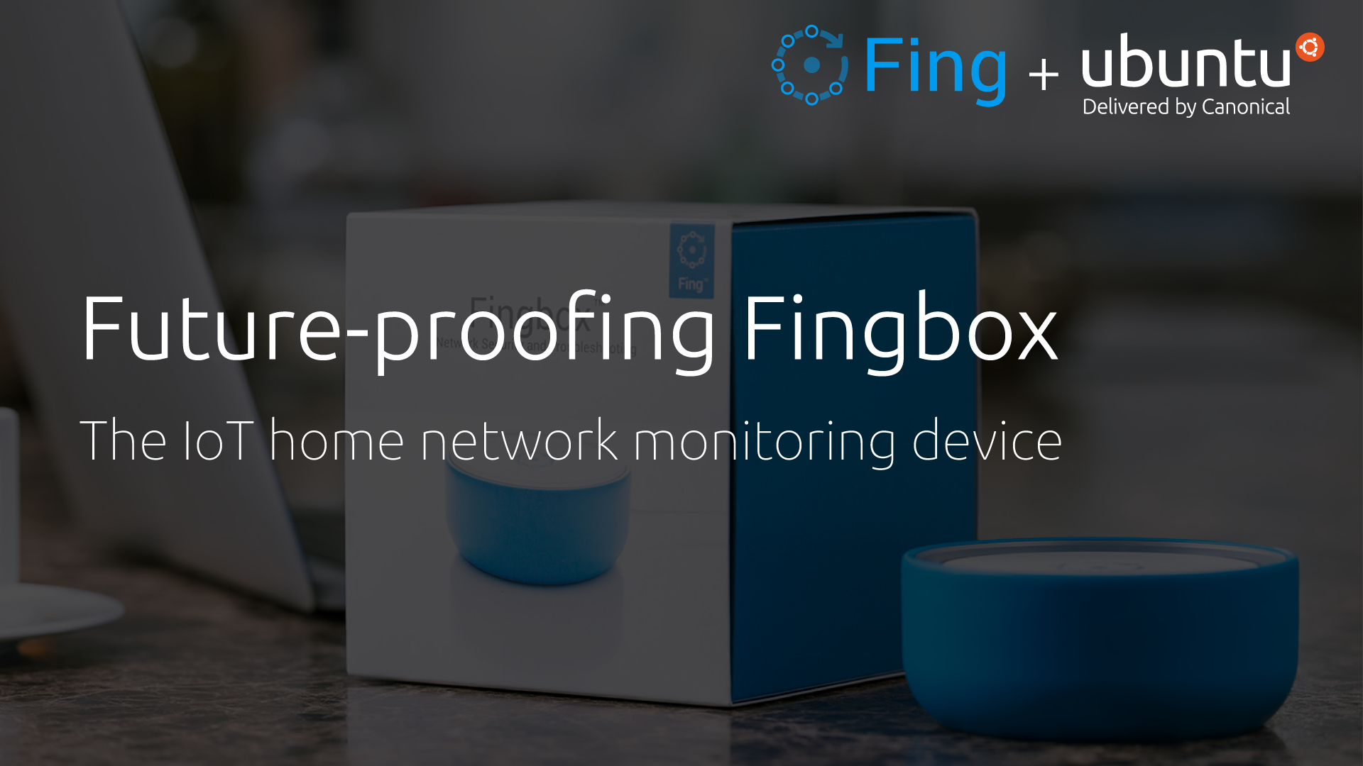Fing: future-proofing Fingbox the IoT home network monitoring device