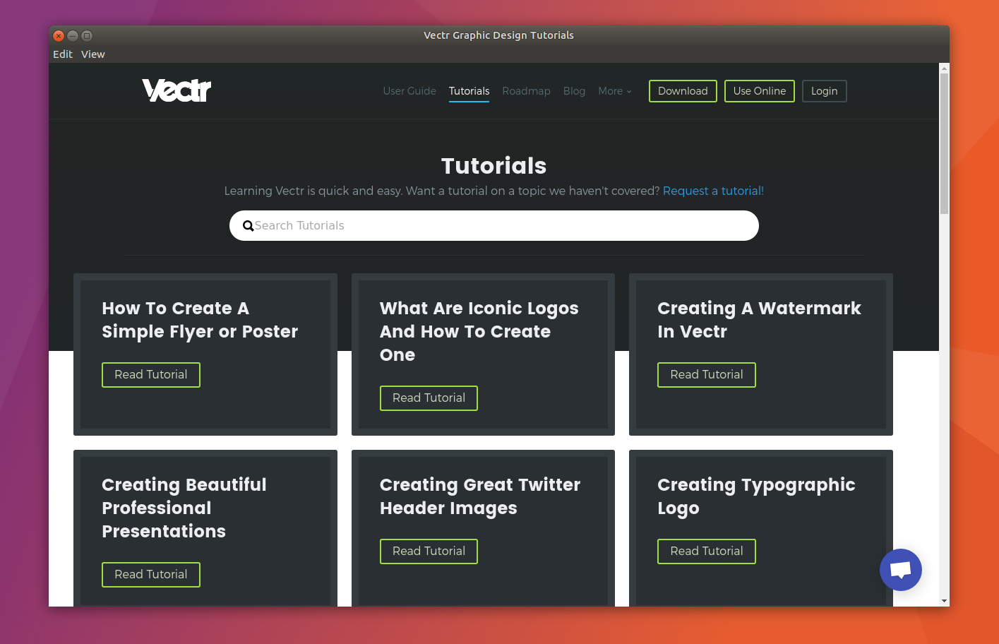 Vectr A Fresh Take On Vector Graphics Edition On Linux
