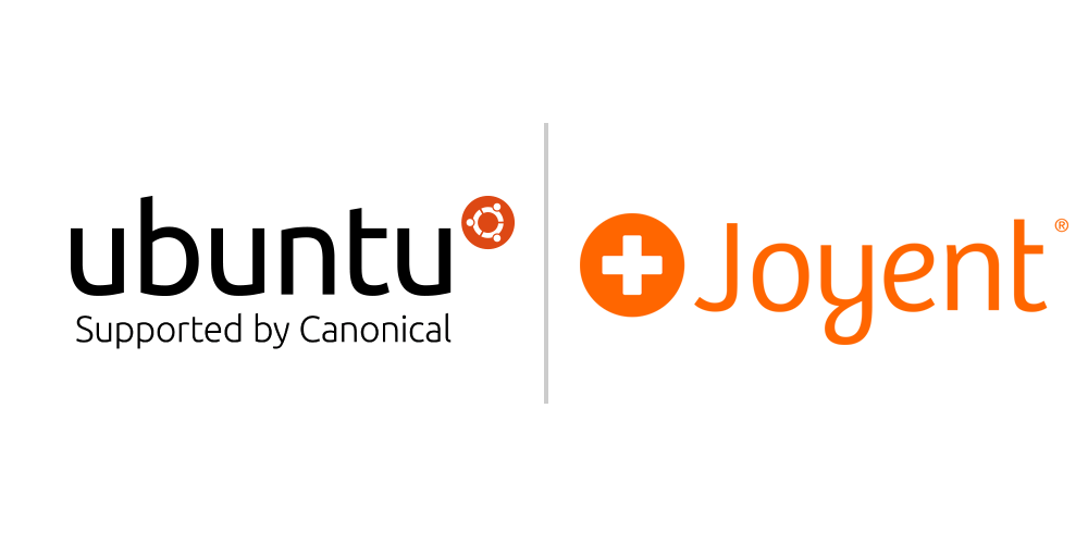 Joyent and Canonical