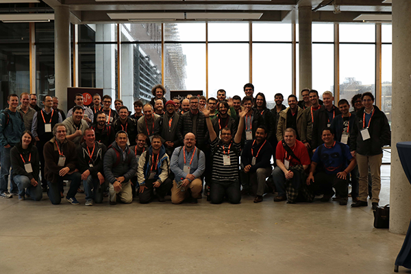Juju Charmer Summit Group Photo