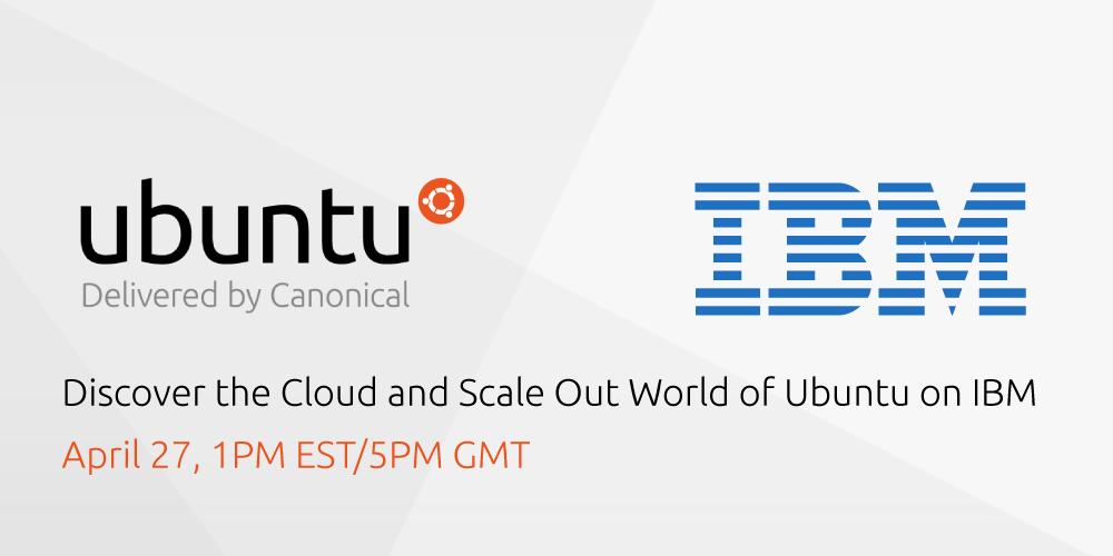 Ubuntu & IBM