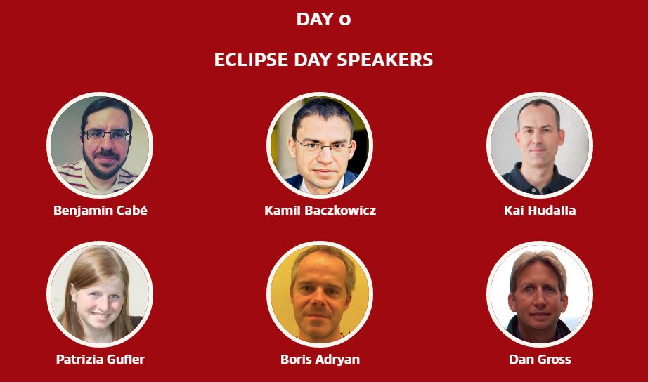 eclipse day speakers