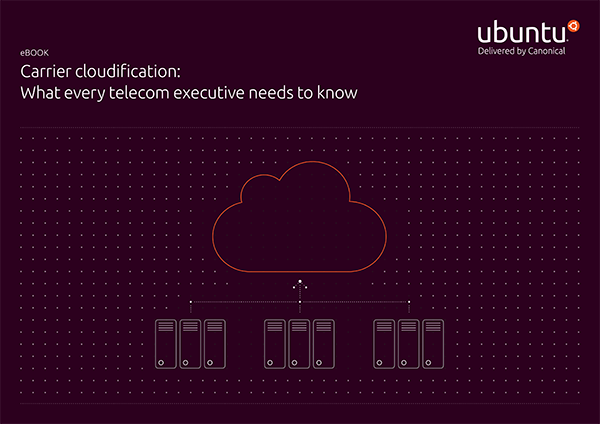 Carrier Cloudifcation eBook Cover