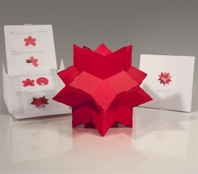 Wolfram Paper Sculpture Kit