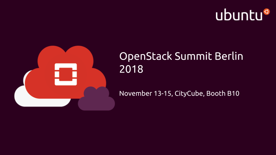 OpenStack Summit Berlin