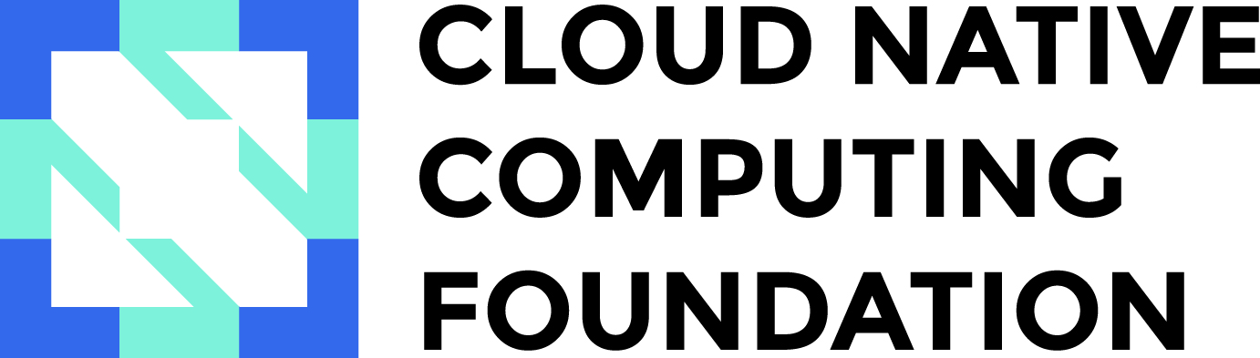 The cloud native computing foundation logo